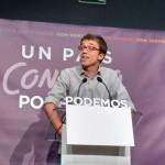 El día de la remontada histórica de Podemos: la declaración de Íñigo Errejón