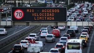 Contaminación Madrid2