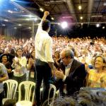Pedro Sánchez se abre al pueblo del 15M y a la fuerzas del cambio