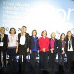 Una mirada femenina en nombre de la no-violencia y de la igualdad