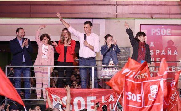 Pedro Sánchez, el inmortal que devuelve al PSOE el gobierno de España