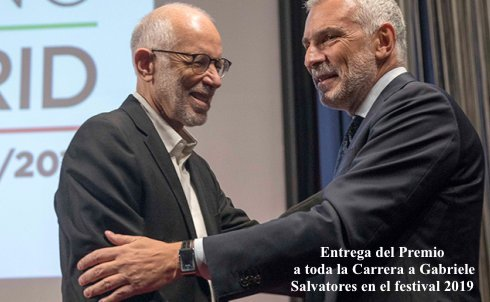 La cultura no debe pararse: confirmado el Festival de Cine Italiano de Madrid