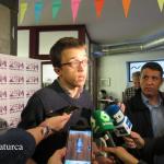 """Errejón: """"No entiendo la prisa de Pedro Sánchez en despachar su no a nuestra propuesta"""""""