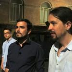 Unidos Podemos arranca la campaña electoral con muchísima ilusión