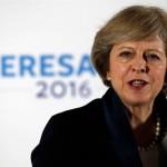 Theresa May asumió como primera ministra británica