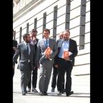 Rajoy se presenta a la investidura, apoyado por Ciudadanos, pero sin mayoría