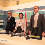 Los ministros de Sánchez presentan las mediadas incluidas en los PGE 2019