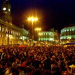 El aniversario del 15-M de 2011. El movimiento de los Indignados